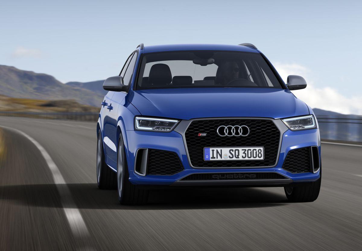 Audi RS Q3 performance - La puissance à l'état brut