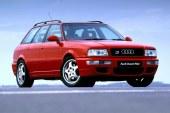 Audi RS 2 Avant : le premier RS d'Audi construit par Porsche de 1994 à 1995