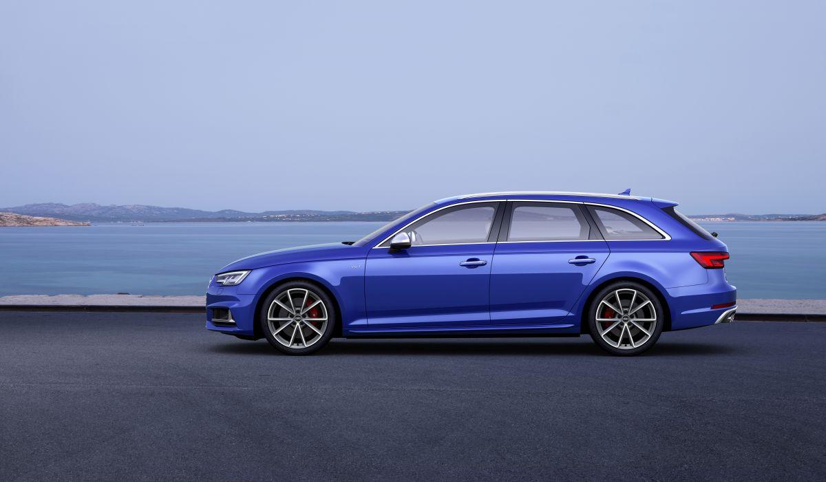 Nouvelles Audi S4 et Audi S4 Avant B9 - Toujours plus compétitives
