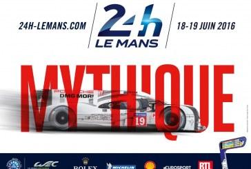 Affiches et liste des 60 engagés aux 24 Heures du Mans 2016
