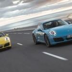 Porsche confirme l'arrivée de la 911 Plug-in-Hybrid en 2018