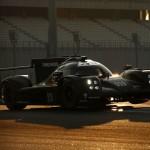 Tests concluants des pneus Michelin sur la Porsche 919 Hybrid à Abu Dhabi