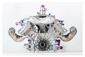 Porsche présente le moteur 4 cylindres turbo en V de 90° de sa Porsche 919 Hybrid