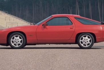 Porsche 928 S4 Clubsport (CS) – Produite à 19 exemplaires entre 1988 et 1989