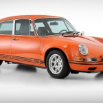 Porsche Citroën 911 DS by Brandpowder- Un mix entre la Porsche 911 et la Citroën DS 19