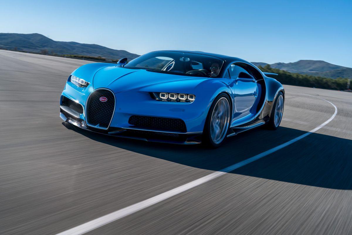 Bugatti Chiron - Première mondiale pour la supercar de l'extrême à Genève 2016