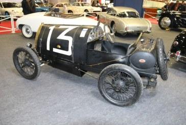 Rétromobile 2016 – Bugatti Type 13 de 1920