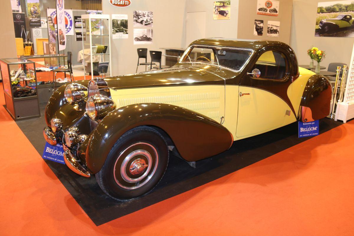 R 233 Tromobile 2016 Bugatti Type 57 Atalante Gangloff D 233 Couvrable De 1935 4legend Com