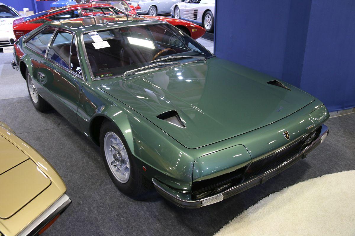 Rétromobile 2016 - Lamborghini 400 GT Jarama de 1971