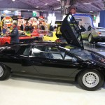Rétromobile 2016 – Lamborghini Countach LP 400 coupé «Periscopio» de 1975