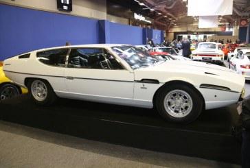 Rétromobile 2016 – Lamborghini Espada Série 1 de 1969