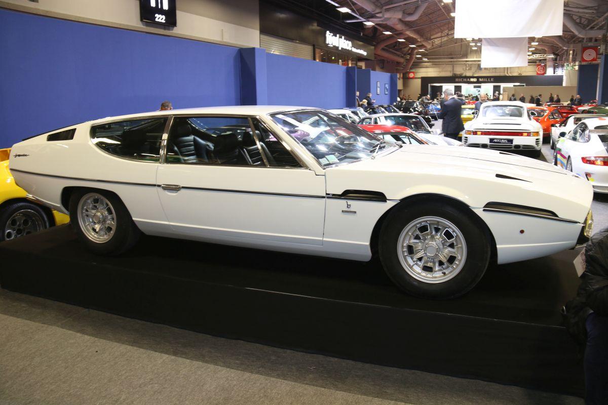Rétromobile 2016 - Lamborghini Espada Série 1 de 1969