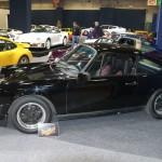 Rétromobile 2016 – Porsche 911 Carrera 2,7 L type G de 1976