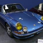 Rétromobile 2016 – Porsche 911 E 2,2L de 1970