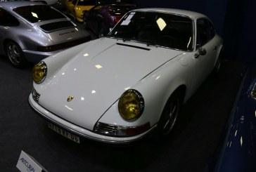 Rétromobile 2016 – Porsche 911 S 2,0L châssis court de 1967