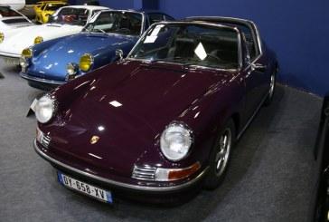 Rétromobile 2016 – Porsche 911 2,4 L S Targa de 1971