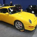 Rétromobile 2016 – Porsche 911 type 993 RS de 1995