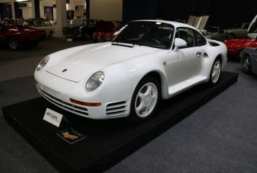 Rétromobile 2016 – Porsche 959 de 1988
