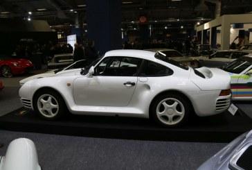Rétromobile 2016 – Les supercars Porsche réunies