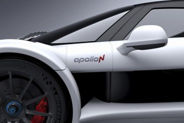 Teaser apolloN – la nouvelle supercar made in Germany avec Roland Gumpert