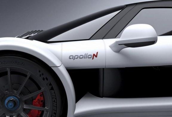Teaser apolloN – la nouvelle supercar made in Germany avec Roland Gumpert