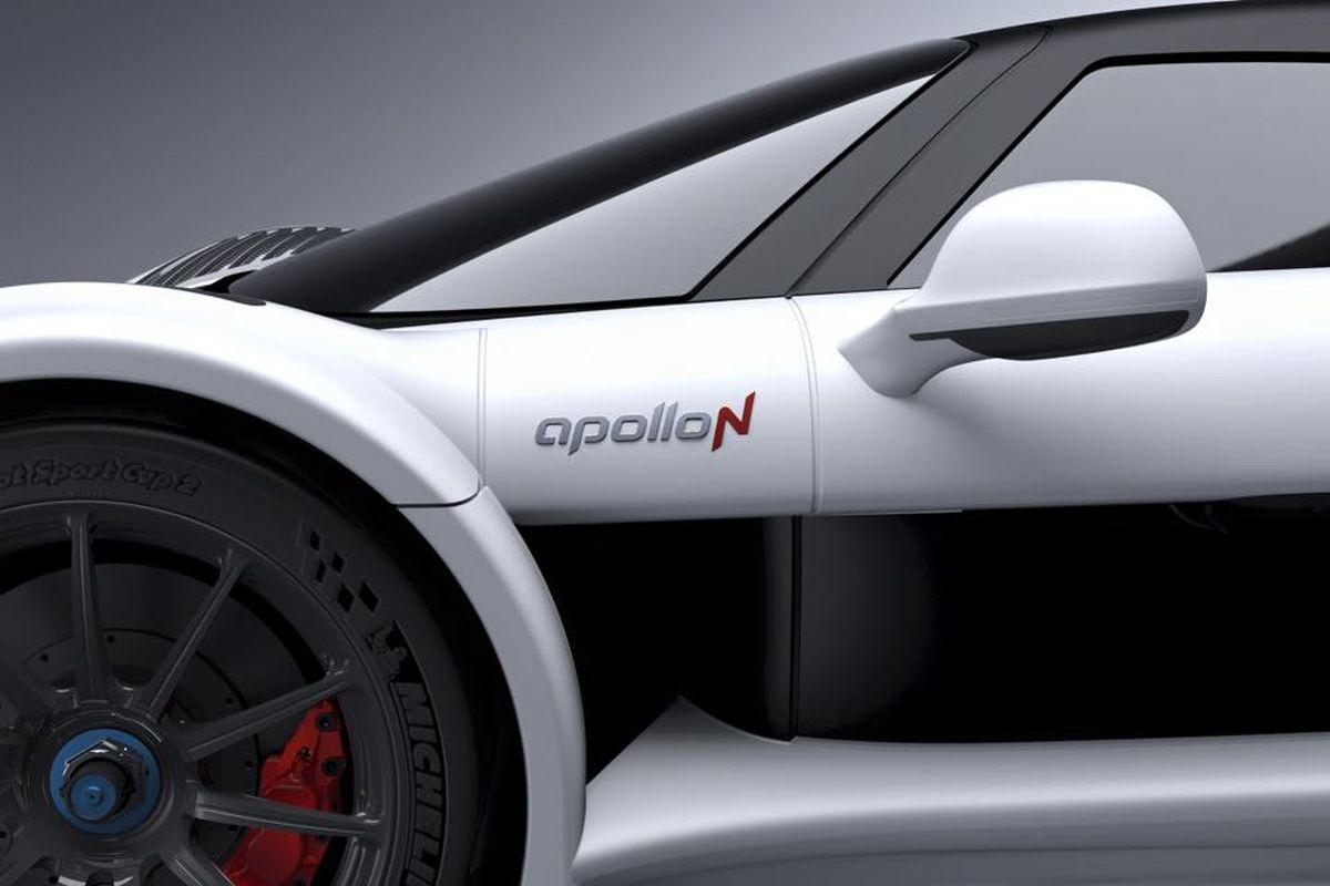 Teaser apolloN - la nouvelle supercar made in Germany avec Roland Gumpert