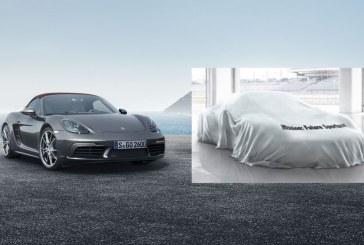 Porsche 911 R & 718 Boxster – Deux premières mondiales Porsche au salon de Genève 2016