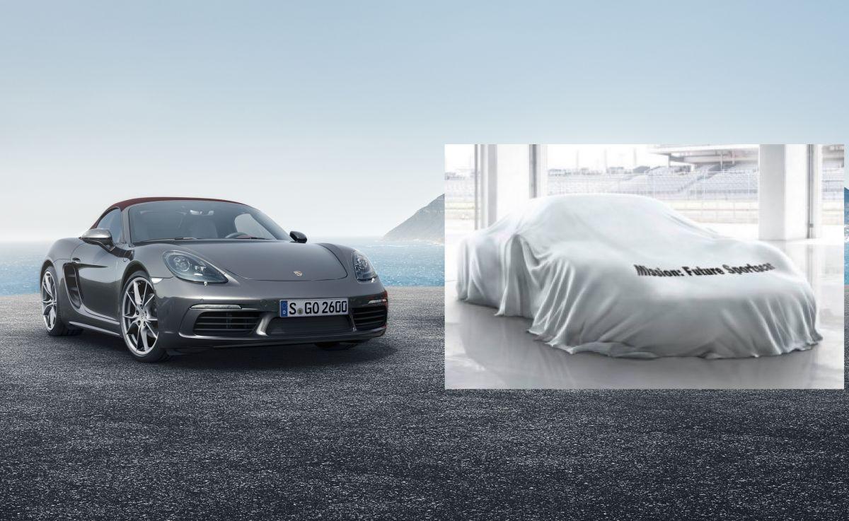 Porsche 911 R & 718 Boxster - Deux premières mondiales Porsche au salon de Genève 2016