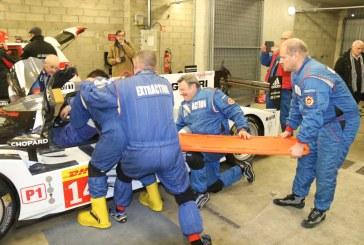 L'extraction en sport automobile – explications, matériel, techniques, vidéos sur différentes Porsche