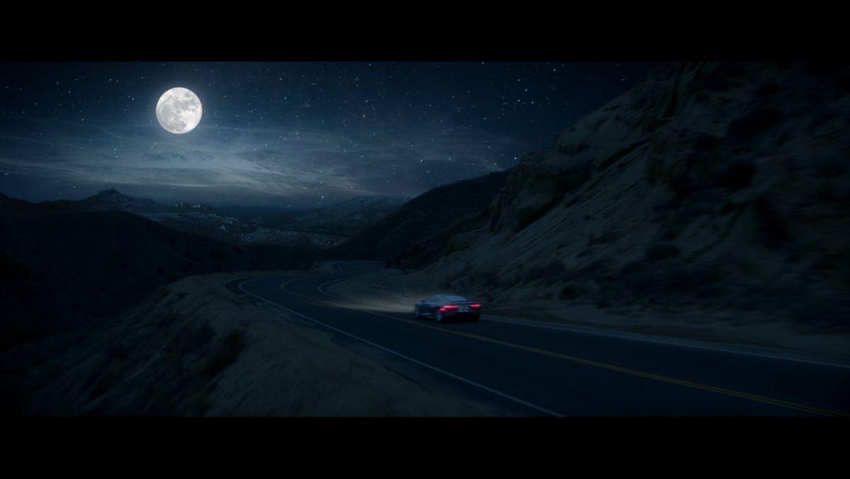 Publicité vidéo Audi - The Commander - avec une Audi R8 V10 plus pour la finale du super bowl 2016