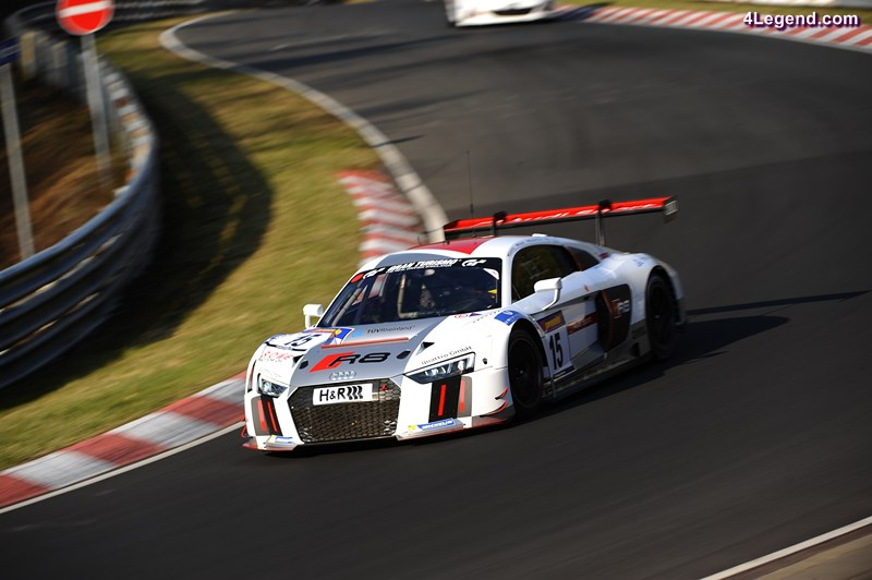 Audi R8 LMS #15 (Audi Sport Team Phoenix), Marc Basseng/Christopher Haase/Mike Rockenfeller/Frank Stippler