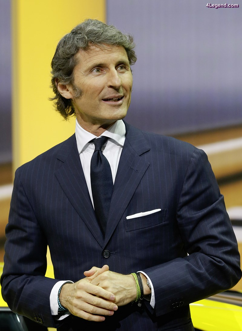 As of March 15, 2016, Stephan Winkelmann (51) will be the new CEO of quattro GmbH.