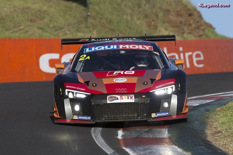 Audi R8 LMS #2 (Phoenix Racing), Alex Davison/Laurens Vanthoor/Markus Winkelhock