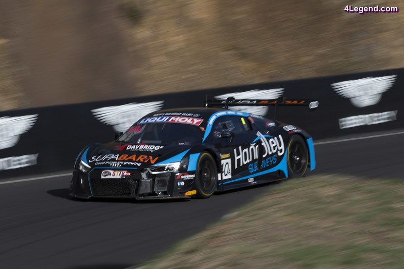 Audi R8 LMS #40 (Handley Surveys), Shae Davies/James Koundouris/Theo Koundouris/Marcus Marshall