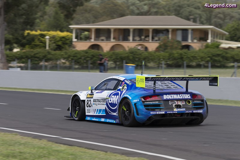 Audi R8 LMS ultra #82 (International Motorsport), Rick Armstrong/Andrew Bagnall/Matt Halliday