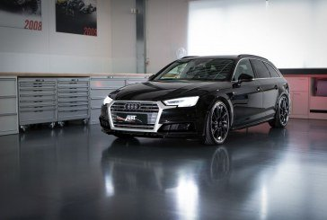 ABT AS4 Avant – L'Audi A4 Avant B9 préparée par ABT et présentée à Genève 2016
