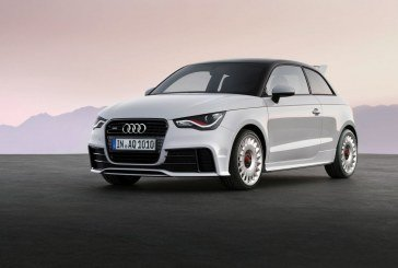 Audi A1 quattro – Un futur collector à 333 exemplaires