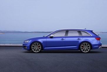 Nouvelles Audi S4 et Audi S4 Avant B9 – Toujours plus compétitives