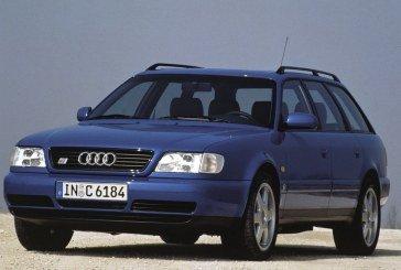 Audi S6 plus – La première voiture construite par quattro GmbH de 1996 à 1997