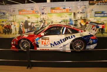 Rétromobile 2016 – Exposition 110 ans de l'Automobile Club de l'Ouest (ACO) & Porsche