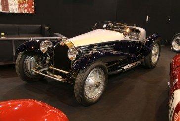 Rétromobile 2016 – Bugatti Type 57/59 Super Sport Special Roadster de 1937