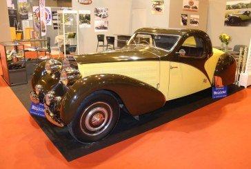 Rétromobile 2016 – Bugatti Type 57 Atalante Gangloff découvrable de 1935