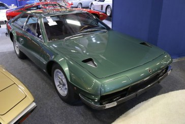 Rétromobile 2016 – Lamborghini 400 GT Jarama de 1971
