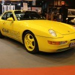 Rétromobile 2016 – Porsche 968 Clubsport de 1993