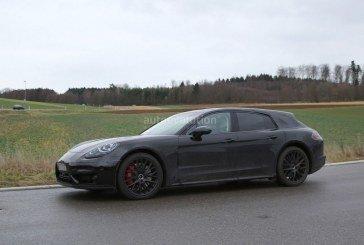 Spyshots – Porsche Panamera Sport Turismo & Panamera 2016