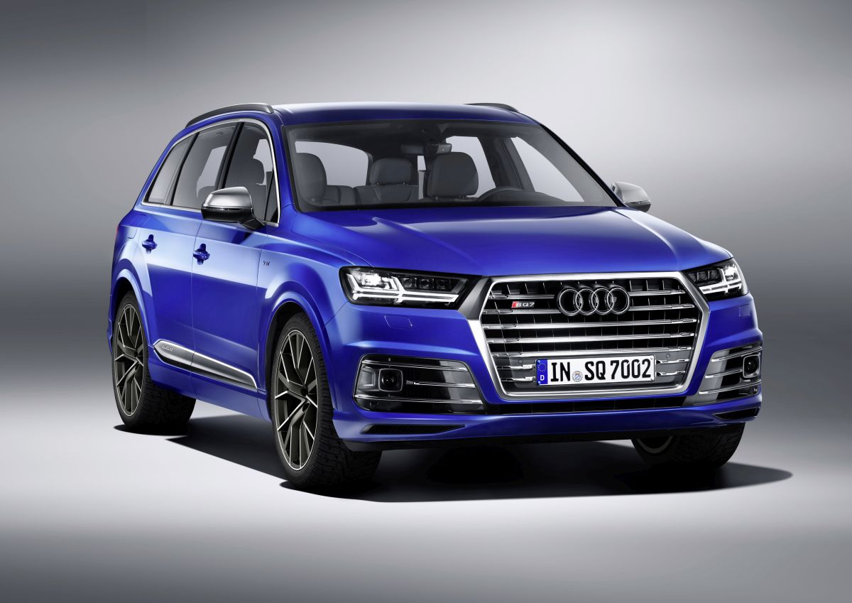 [Maj] Audi SQ7 TDI - La version sportive  du Q7 à la pointe de l'innovation