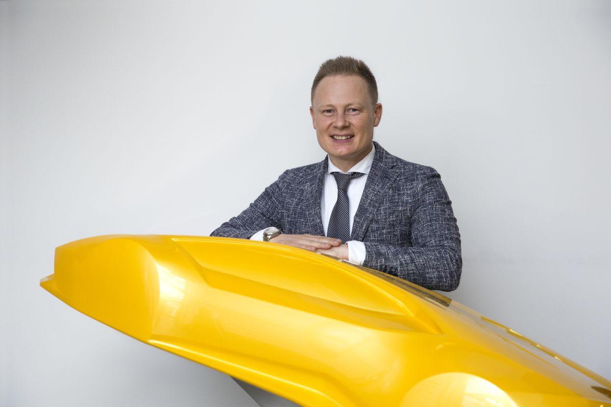 Mitja Borkert est le nouveau directeur du Centro Stile Lamborghini, quittant Porsche