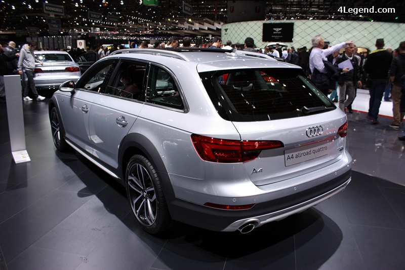 gen ve 2016 audi a4 allroad quattro. Black Bedroom Furniture Sets. Home Design Ideas