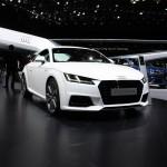 Genève 2016-Audi TT 2.0 TDI Ultra et TTS roadster