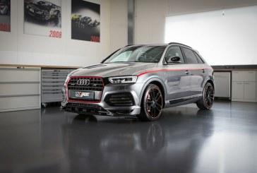 ABT Q3 120 years – Une édition limitée à 40 exemplaires de l'Audi Q3